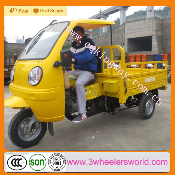 China import used motorcycles/piaggio three wheeler/diesel 3 wheeler for adult