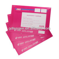 standard size paper express envelope for documents