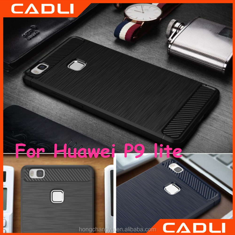 New Case TPU Silicon Armor Phone case for Huawei P9 lite