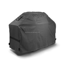 Waterproof Barbecue Gas Grill Rain Dust Polyester PVC BBQ Grill Cover