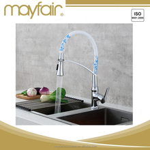 Hot & cold water kitchen faucets pull out spary kitchen taps kitchen