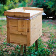 china manufacturer beehive for beekeeping foundation machine