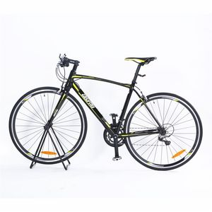 Cheap aluminum alloy frame 27speed 700C bike road bicycle