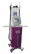 Professional vertical Almighty RF Vacuum Cavitation Liposuction Esthetic Beauty Equipment with Medical CE