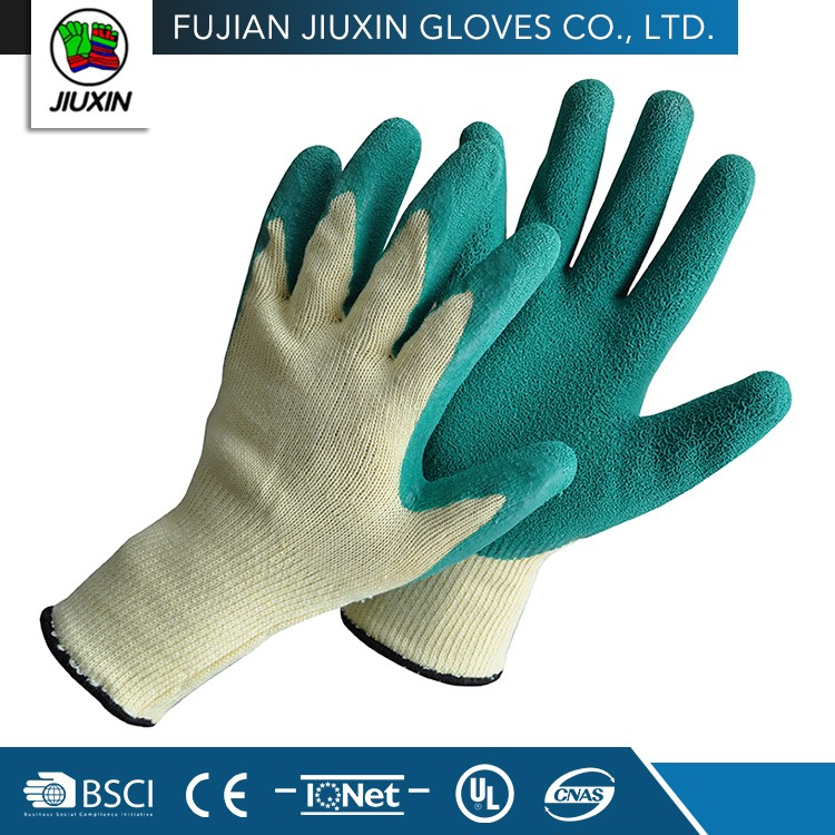 A High Level Safety Cut Resistant Working Glove