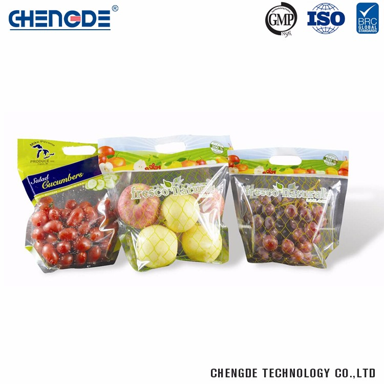 Top Quality Professional Made New Product Fruit Plastic Packing Bag