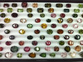 #NZZZ Natural Super Best Quality Multi-color Loose Gemstone 7 carat Tourmaline Cuts