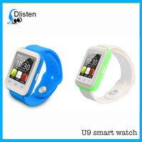 Wholesale Price Smart Watch U9 For Men Women Sports Wrist For Samsung Galaxy S5