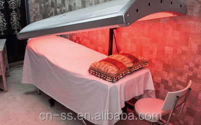Sunshine W1-12C home collagen bed / home pdt red light therapy bed for Skin whitening ,antiwrinkles,Collagen tanning bed