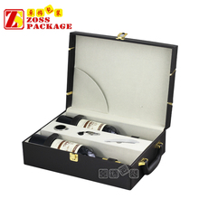 2016 Guangzhou red wine box wooden box the latest packaging