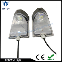 Factory supply led lights, 15w wall pack led light for home depot