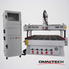Factory direct sale thicken steel square tubes woodworking engraving machine