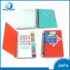 Hot Sell Spiral Bound PP Diary