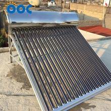Hot Sale Universal Eco-Friendly System Residential Solar Water Heater With Low Pressure