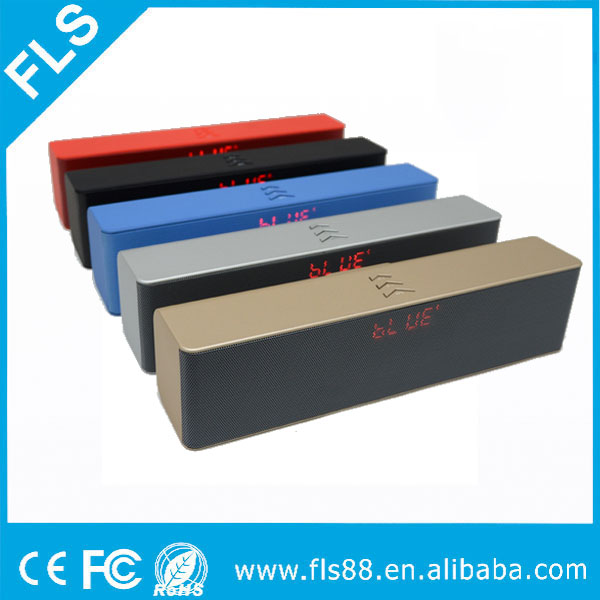 Bluetooth Speaker Wireless Hifi Loudspeaker Mobile Radio FM Support TF Speakers Outdoor Subwoofer Music Center