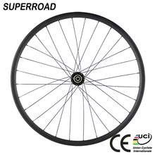 30mm High Profile Cyclocross Novatec Hub 27.5 Decals Bike Carbon MTB Mountain Wheels