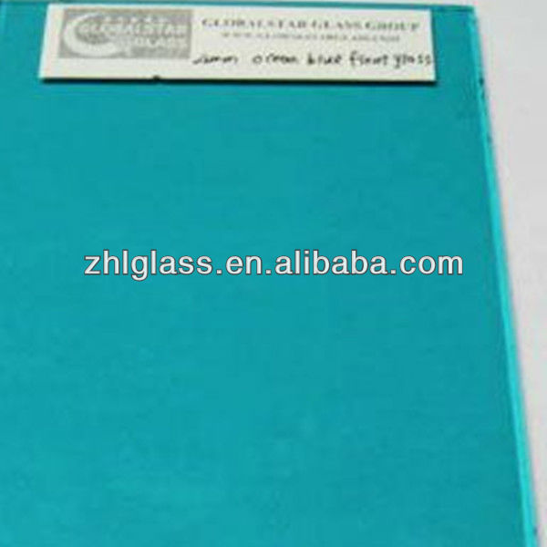 4mm Euro(Light) Gray Tinted Float Glass Sheet for Building with CE and ISO9001