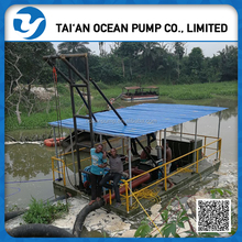 high quality mini small dredger ships for sale