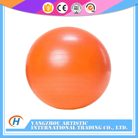 high standard PVC wholesale yoga ball 75cm