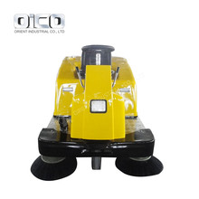 C200 Double Side Brushes Mechanical Road Sweeper Industrial Sweeper