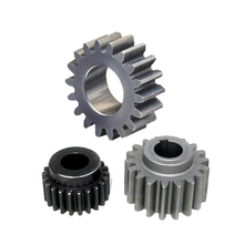China supplier oem small stainless steel gear for paper shredder