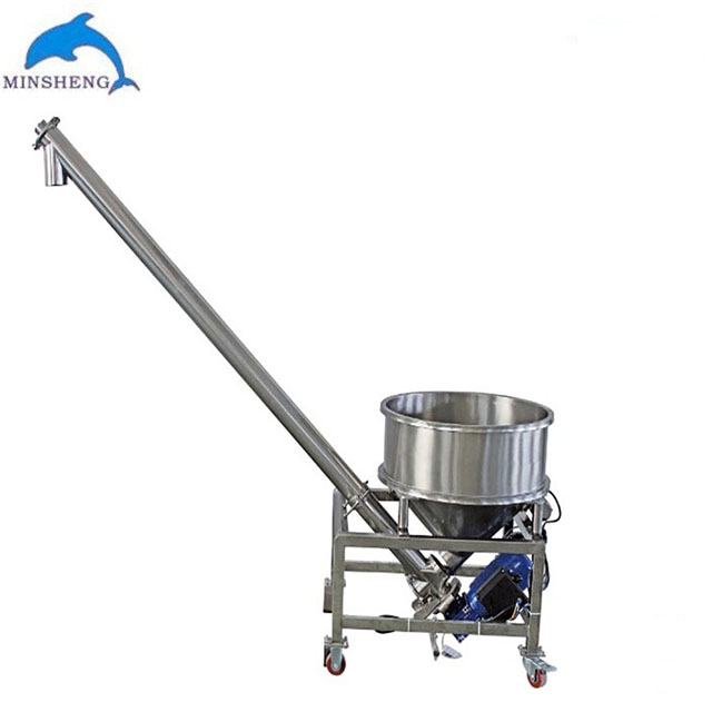 SLJ series Vibrating Screw Conveyor