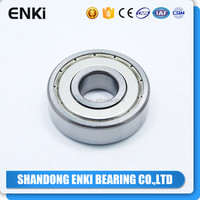 Flange sleeve bearing supplier Chrome Steel High Precision ceramic 6201 6202 6302 6902 ZZ 2RS Deep Groove Ball Bearing