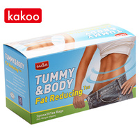 fat tummy & body fat reducing tea natural belly fat weight loss slim tea