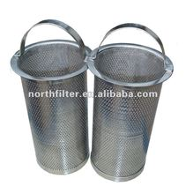 Prime Stainless Steel Fuel /Oil Filter Elements For Hydraulic System
