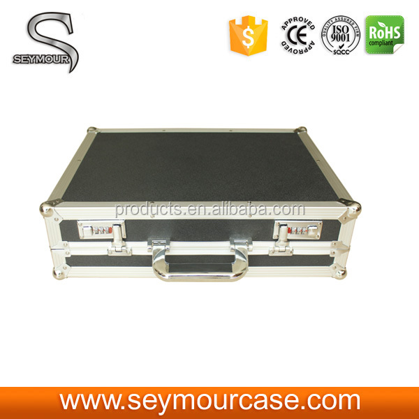 Aluminum Tool Case with Foam Insert