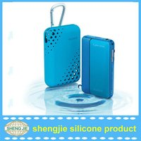 durable/easy clean skin case camera silicone case for sony