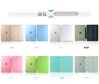 2014 new ultra slim smart cover for apple ipad mini case For ipad mini retina case original 1 2 magnetic stand cases