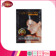 COLOREDIN Professional Revolutionized Hair Dye With ZPT And Conditioner Natural Herbal Shampoo Color