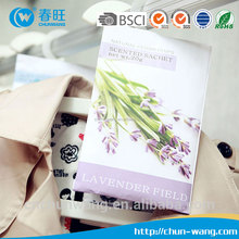 2-3months usage time Natural vermiculite Scented Air freshener bag for car