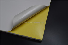 Custom Made Hot Sale Adhesive Paper with Certificate