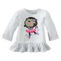 Fashionable children's clothes long sleeve t-shirt Clothing wholesale