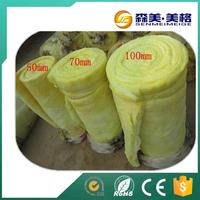 China manufacturers isover great fireproofing drywall insulation glass wool