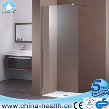 contemporary simple shower screen,partition door,walk in shower room