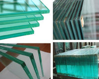 Sell 3MM 4MM 5MM 6MM 8MM 10MM 12MM 15M 19MM High Quality Kinds Of Tempered glass With ISO & CCC Certificate