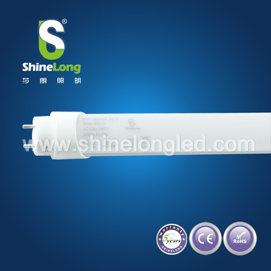 VDE UL TUV CE Identification, 2ft 4ft 5ft T8 Led tube light , High luminous tube light
