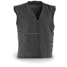 Outdoor Waterproof Battery Heated Vest For Ice Fockey