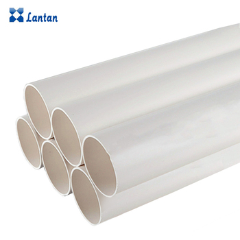 Manufacturer wholesale all sizes 2 inch pvc pipe for water supply