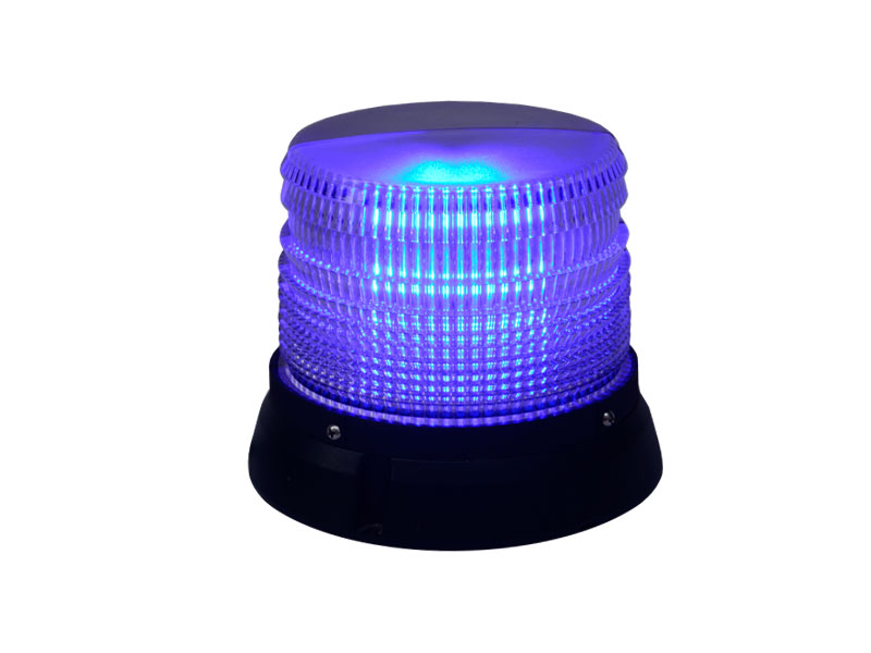Mini beacon light, rechargeable beacon light