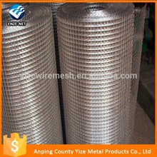 Best selling China factory galvanized a193 welded wire mesh