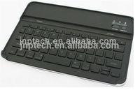 2014 hot sale mini wireless Bluetooth Keyboard for IPAD mini screen use