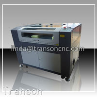 high power Reci100W laser cutting machine
