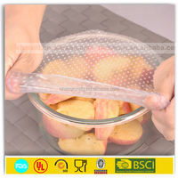 Bottom price hot selling fashion silicone bowl wrap