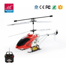 2.4GHz 3CH RC Helicopter with Led Flashing Aluminum Anti-Shock Remote Control Toy Kids Gift