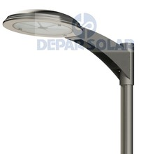 40W LED PARK GARDEN MALL LIGHT /220V FIXTURE/ARMATURE/LUMINAIRE with single arm pole