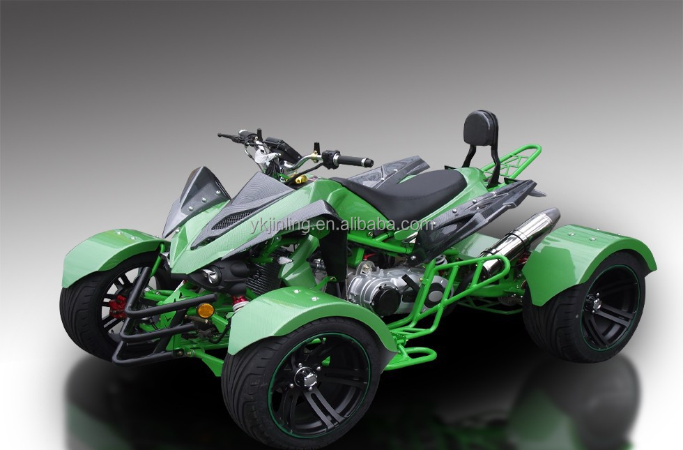 Speed Star Jinling Racing Viper Quad, 300CC EEC Road Legal Quad